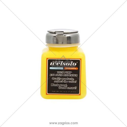 بطری تینر پمپی Welsolo