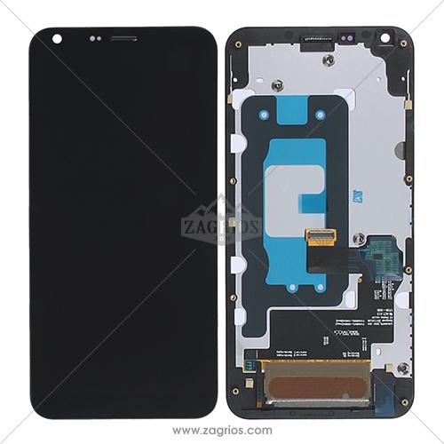 تاچ و ال سی دی   گوشی ال جی  LG Q6