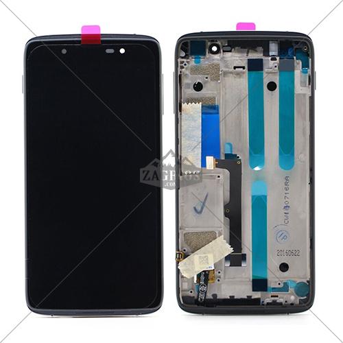 تاچ و ال سی دی گوشی بلک بری  Blackberry DTEK 50