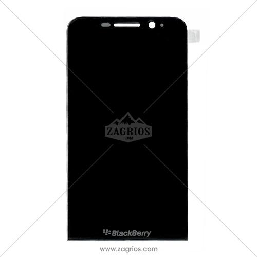 تاچ و ال سی دی گوشی بلک بری  Blackberry Z30