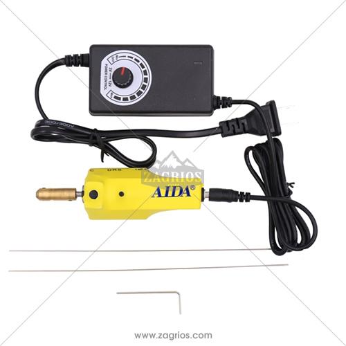 دستگاه تمیز کننده چسب Aida A-009