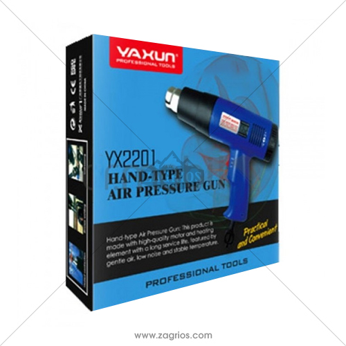 سشوار صنعتی دیجیتال Yaxun YX-2201