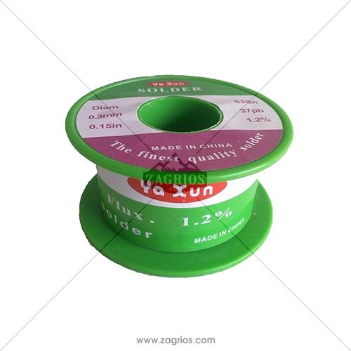سیم لحیم 0.3 میلیمتری Yaxun Solder