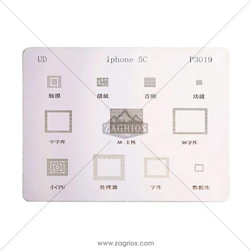 شابلون ریبال آی سی گوشی Iphone 5C