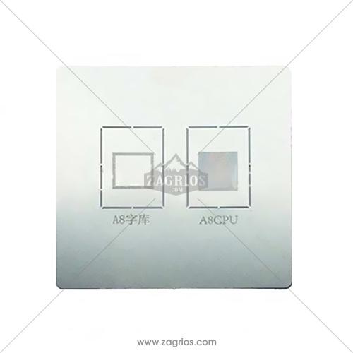 شابلون CPU مدل A8 مخصوص گوشی های آیفون