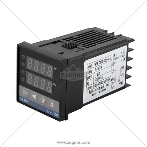 صفحه نمایش و کنتور سپراتور سانشاین مدل REX-C100