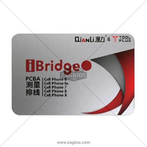 فلت تست قطعات آیفون 7 مدل I-Bridge