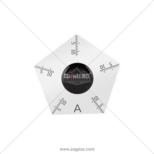 قاب بازکن فلزی پنج ضلعی Qianli-A