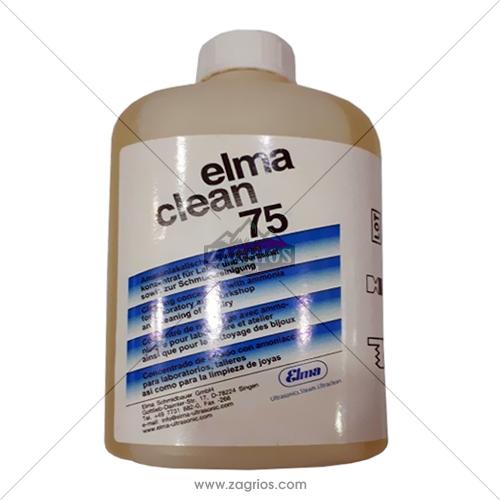 مایع التراسونیک Elma Clean 75