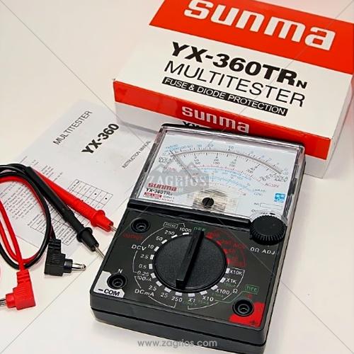 مولتی متر آنالوگ Sunwa YX-360TR