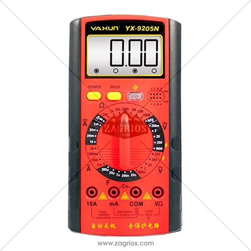 مولتی متر دیجیتال Yaxun YX-9205N
