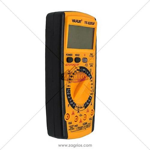 مولتی متر دیجیتال Yaxun YX-9205A Plus