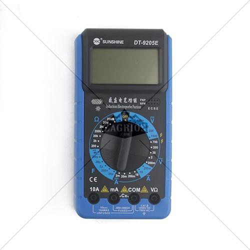 مولتی متر دیجیتال SunShine DT-9205E
