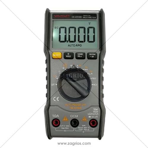 مولتی متر Yaxun YX-890D
