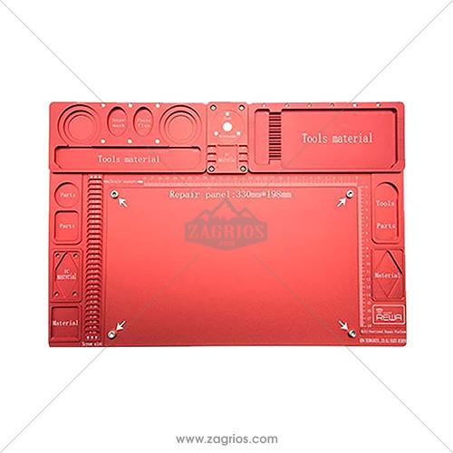 پد نسوز فلزی نگهدارنده لوپ SunShine SS-027