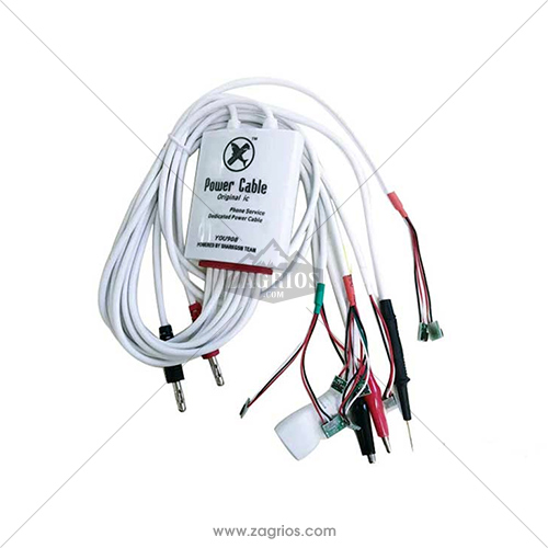 پراب شارژر و شوک باتری و برد شارژر گوشی آیفون Power Cable You-908