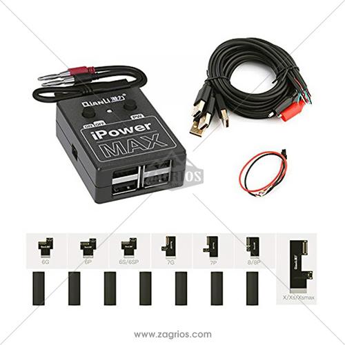 کابل اتصال منبع تغذیه به آیفون Ipower Max Pro