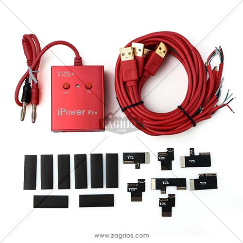 کابل اتصال منبع تغذیه به گوشی آیفون Ipower Pro