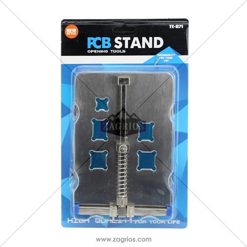گیره نسوز برد و آی سی PCB Stand TE-071