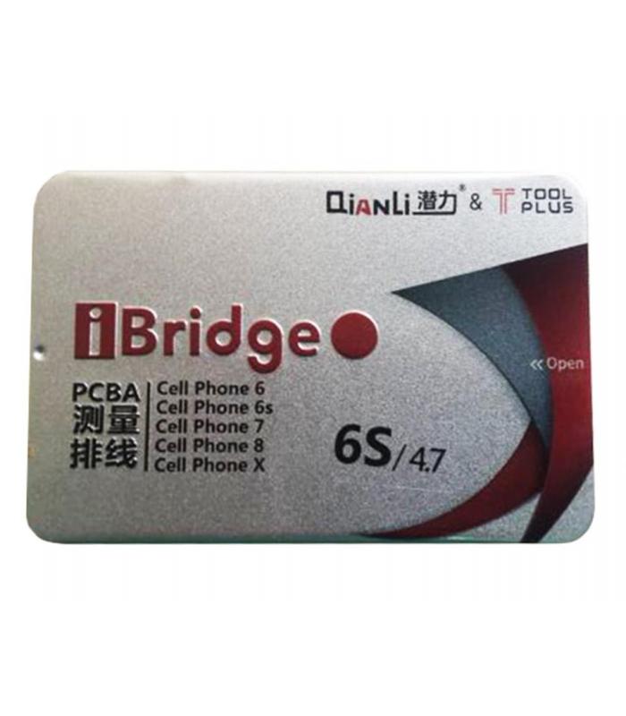 فلت تست قطعات آیفون 6S مدل I-Bridge