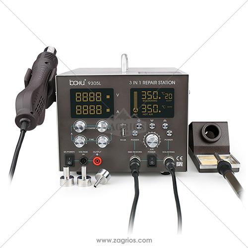 هیتر و هویه مدل Baku BA-9305L