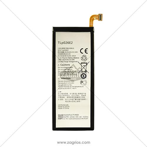 باتری بلک بری BlackBerry DTek50