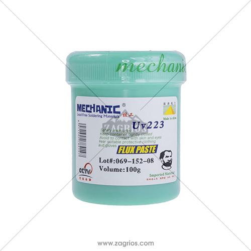 خمیر فلکس Mechanic UV-223