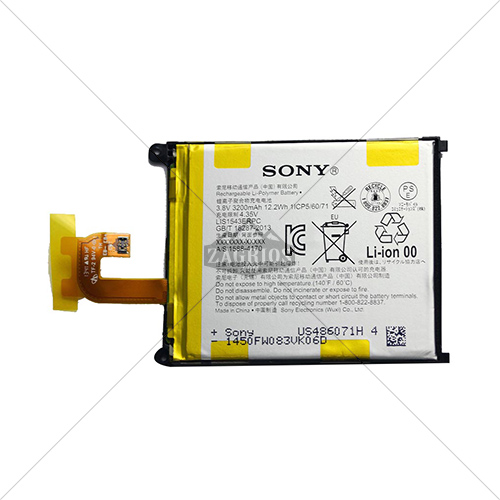 باتری سونی Sony Xperia Z2