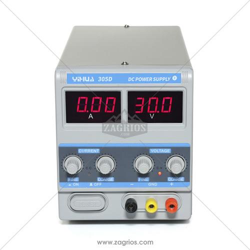منبع تغذیه مدل Yihua 305D