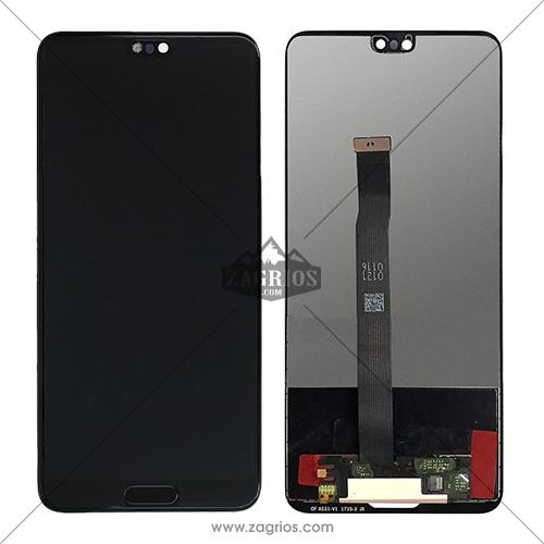 تاچ و ال سی دی Huawei P20