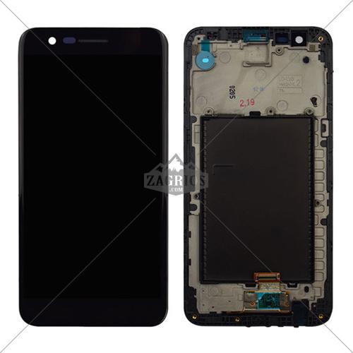 تاچ و ال سی دی گوشی ال جی  LG K10 2017