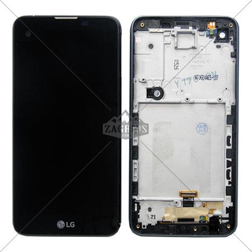 تاچ و ال سی دی  گوشی ال جی LG X Screen