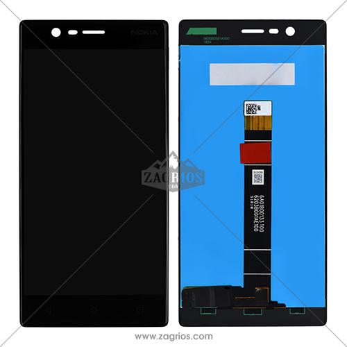 تاچ و ال سی دی Nokia 3