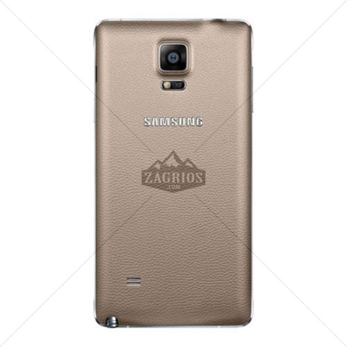درب پشت موبایل Samsung Galaxy Note 4