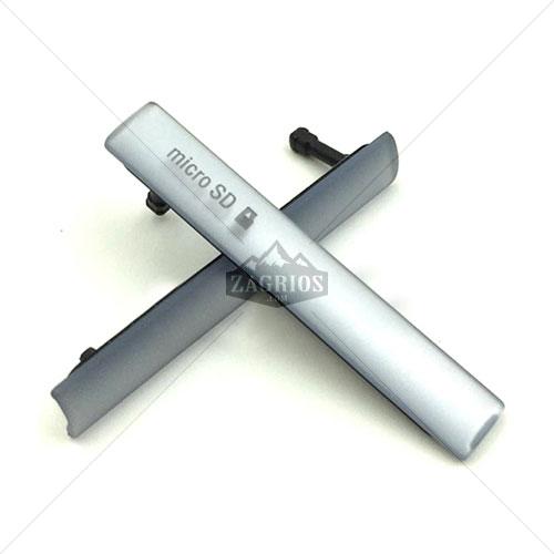 درپوش شارژ و سیم کارت Sony Xperia Z3 Compact