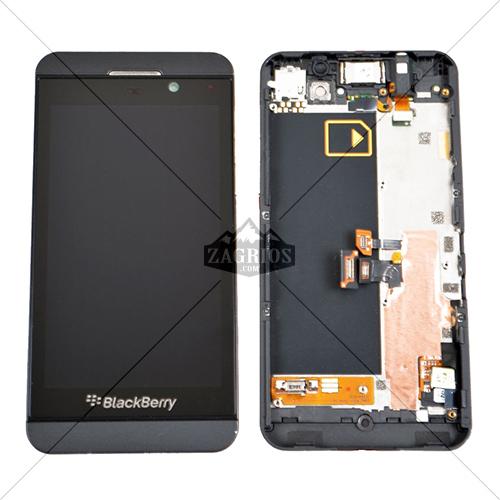 تاچ و ال سی دی گوشی بلک بری  Blackberry Z10