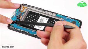 آموزش تعویض تاچ ال سی دی موبایلLG K10