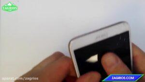 آموزش تعویض تاچ ال سی دی موبایل هوآوی Honor 7s