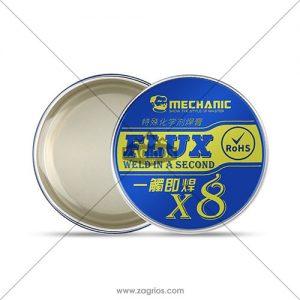 فلکس جامد رزین Mechanic X8